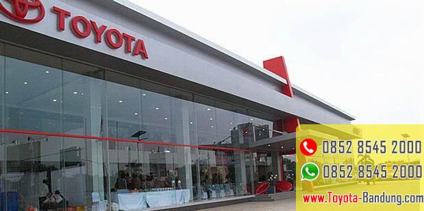 Dealer Toyota Auto2000 Bandung