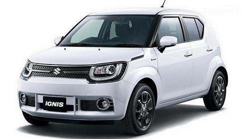 Harga Suzuki Ignis Bandung