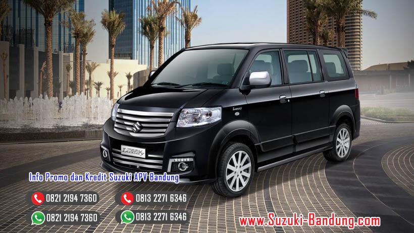 Harga Suzuki APV Luxury Bandung