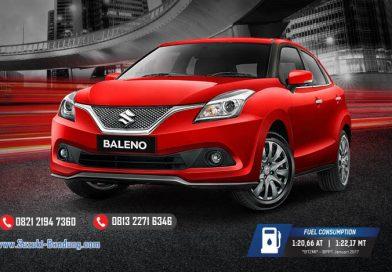 Harga Suzuki Baleno Bandung