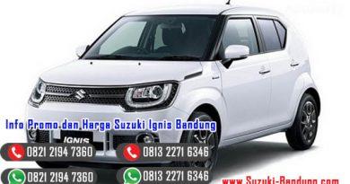 Kredit Suzuki Ignis Bandung