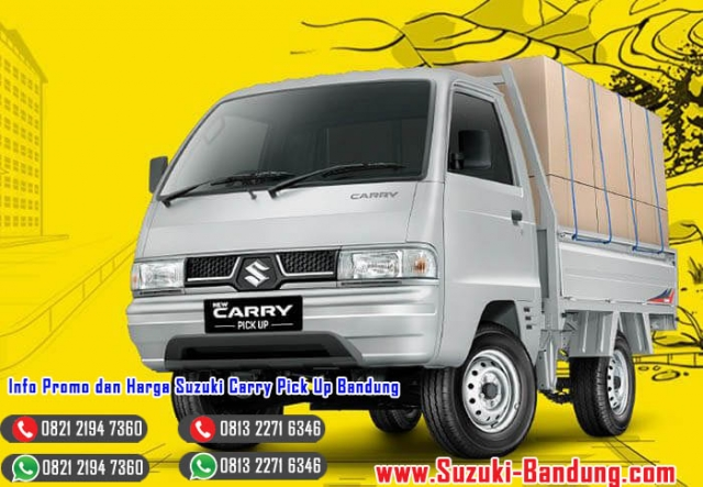 Kredit Suzuki Carry Pick Up Bandung