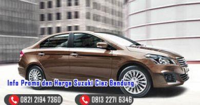 Kredit Suzuki Ciaz Bandung