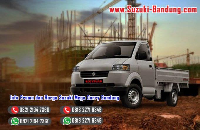 Kredit Suzuki Mega Carry Pickup Bandung
