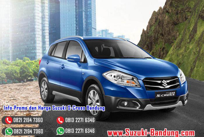 Kredit Suzuki S-Cross Bandung