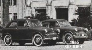 Mobil Pertama Suzuki