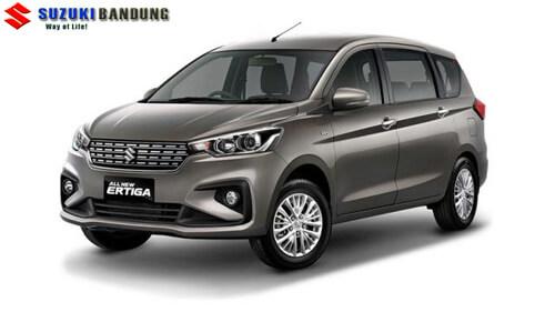 All New Suzuki Ertiga 2018 Sudah Bisa Dipesan