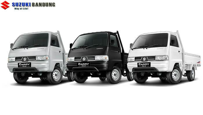 Pilihan warna Suzuki Carry Pick Up