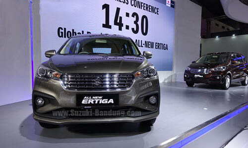 All-New-Suzuki-Ertiga-Laris-Manis-di-IIMS-2018
