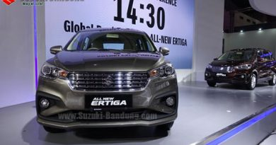 All New Suzuki Ertiga Laris Manis di IIMS 2018