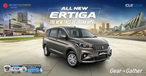 All New Ertiga Laris Manis di IIMS 2018