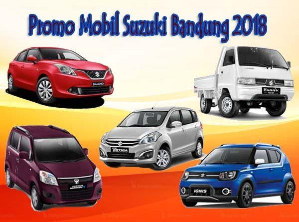 Promo Mobil Suzuki Bandung 2018