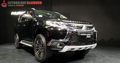 Mitsubishi Pajero Sport RF