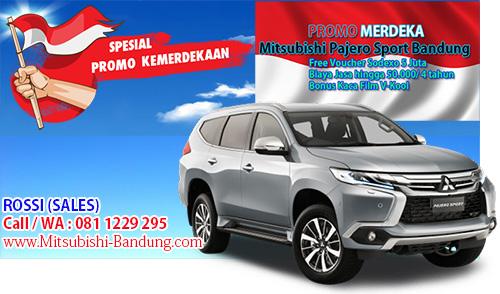 Promo Merdeka Pajero Sport Bandung 2018