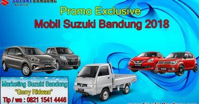 Promo Exclusive Mobil Suzuki Bandung 2018