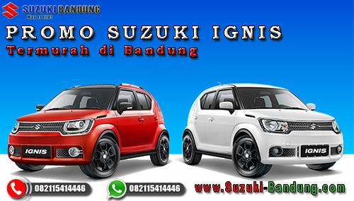 Promo Suzuki Ignis Termurah di Bandung