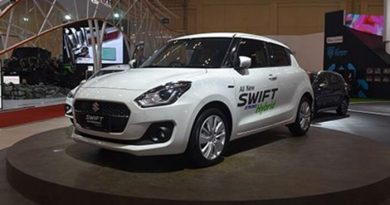 Suzuki Swift Strong Hybrid 2018