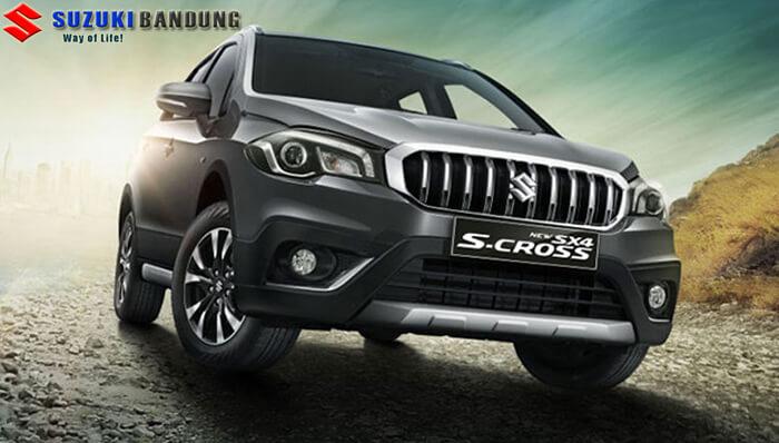 Harga Suzuki S-Cross 2018