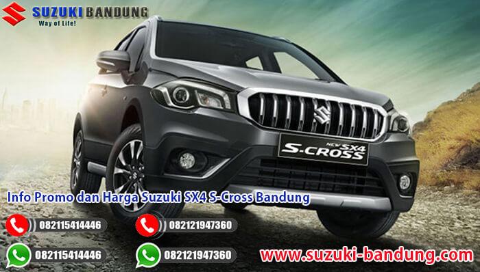Kredit Suzuki SX4 S-Cross Bandung