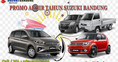 Promo Akhir Tahun Suzuki Bandung