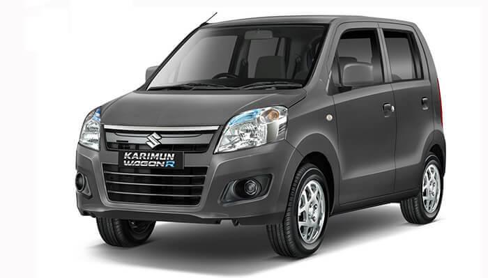 Eksterior Karimun Wagon R 2018