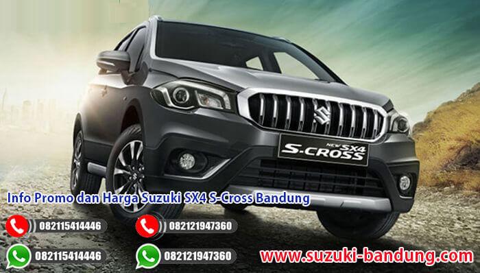 Kredit Suzuki SX4 S-Cross