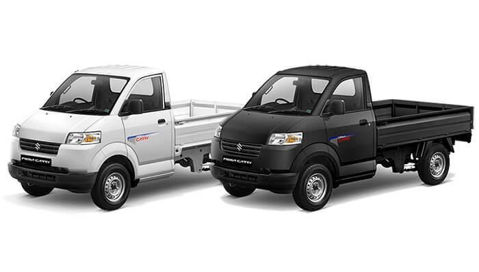 Warna Suzuki Mega Carry Pick Up