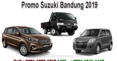 Promo Suzuki Bandung 2019