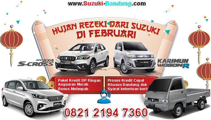 Promo Suzuki Bandung Febuari 2019