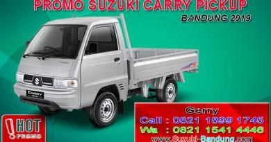Promo Suzuki Carry Pickup Bandung 2019