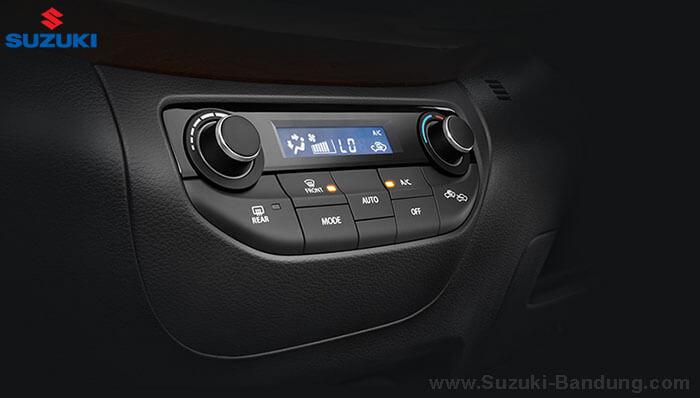 A/C Auto Climate & Heater Digital