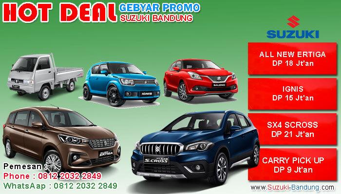 Gebyar Promo Suzuki Bandung 2019