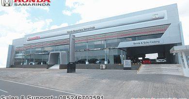 Dealer Honda Samarinda