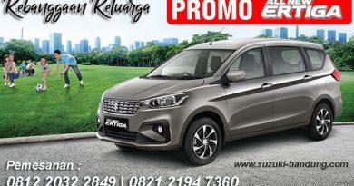 Promo All New Ertiga 2019 Terbaru