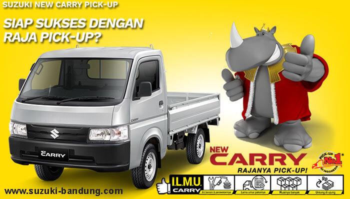 Harga Suzuki Carry Pick Up Bandung 2020