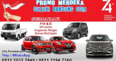 Promo Merdeka Suzuki Bandung 2019