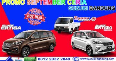 Promo September Ceria Suzuki Bandung 2019