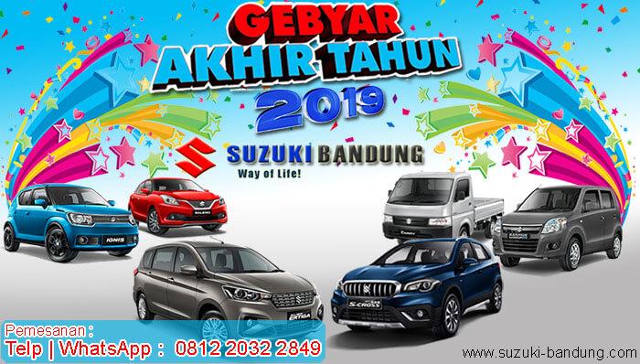 Promo Akhir Tahun Suzuki Bandung 2019