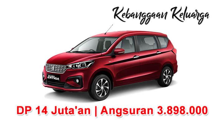 Paket Akhir Tahun Suzuki Ertiga 2019