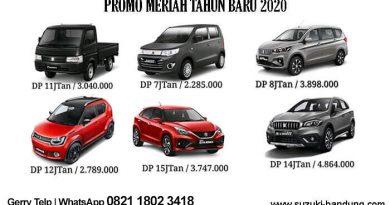 Promo Meriah Tahun Baru 2020 Suzuki Bandung