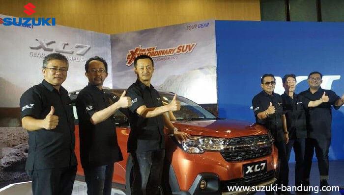 Baru Meluncur Suzuki XL7 Terjual Ratusan Unit