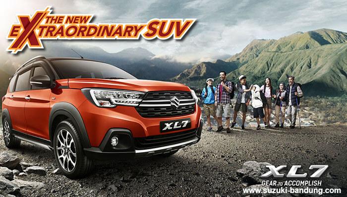 Harga Suzuki XL7 Bandung