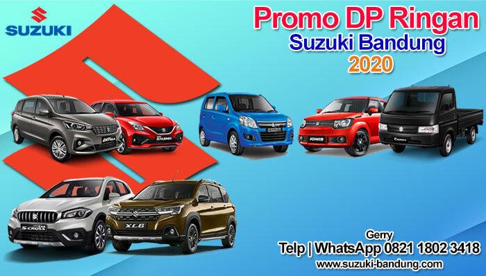 Promo DP Ringan Suzuki Bandung 2020