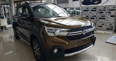 Suzuki XL7 Meluncur Pekan ini