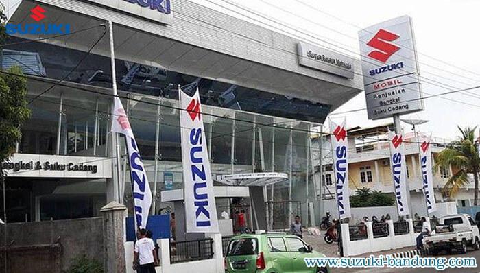 Karyawan Suzuki Diminta Senam Pagi Untuk Menjaga Imunitas dari Corona
