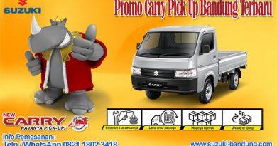 Promo Carry Pick Up Bandung Terbaru