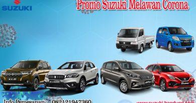 Promo Suzuki Melawan Corona