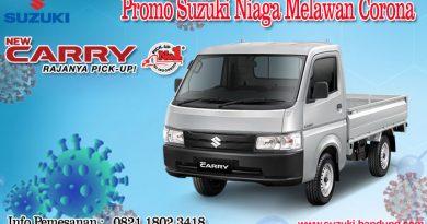 Promo Suzuki Niaga Melawan Corona