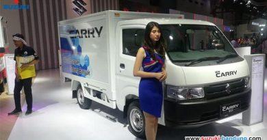 Penjualan Mobil Suzuki Naik Daun