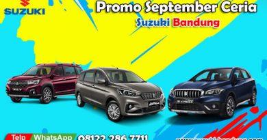 Promo September Ceria Suzuki Bandung 2020